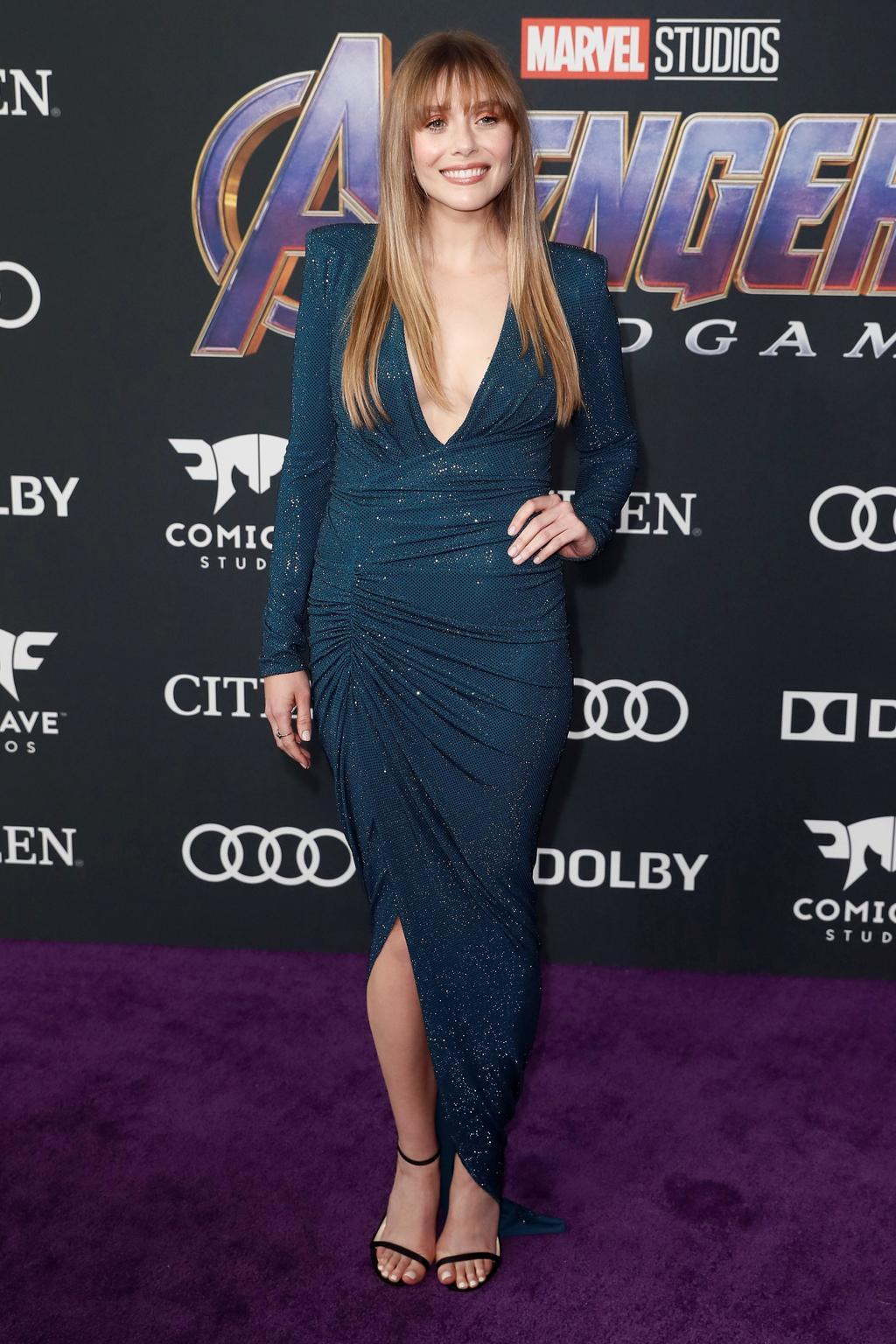 Elizabeth Olsen intentó ser una Targaryen