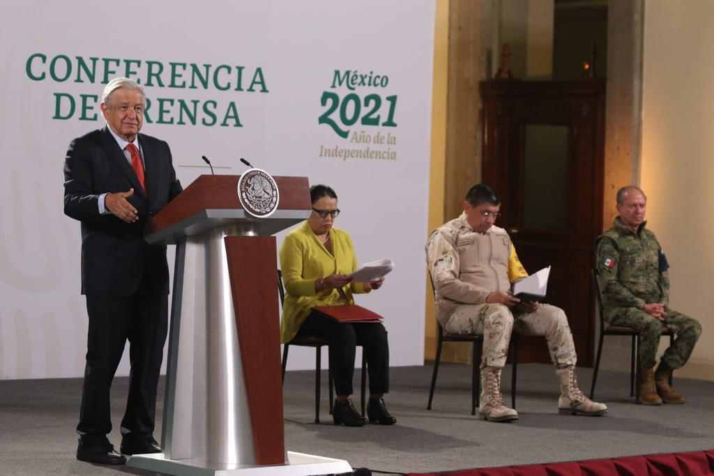 AMLO llama a garantizar las libertades en Nicaragua y Colombia