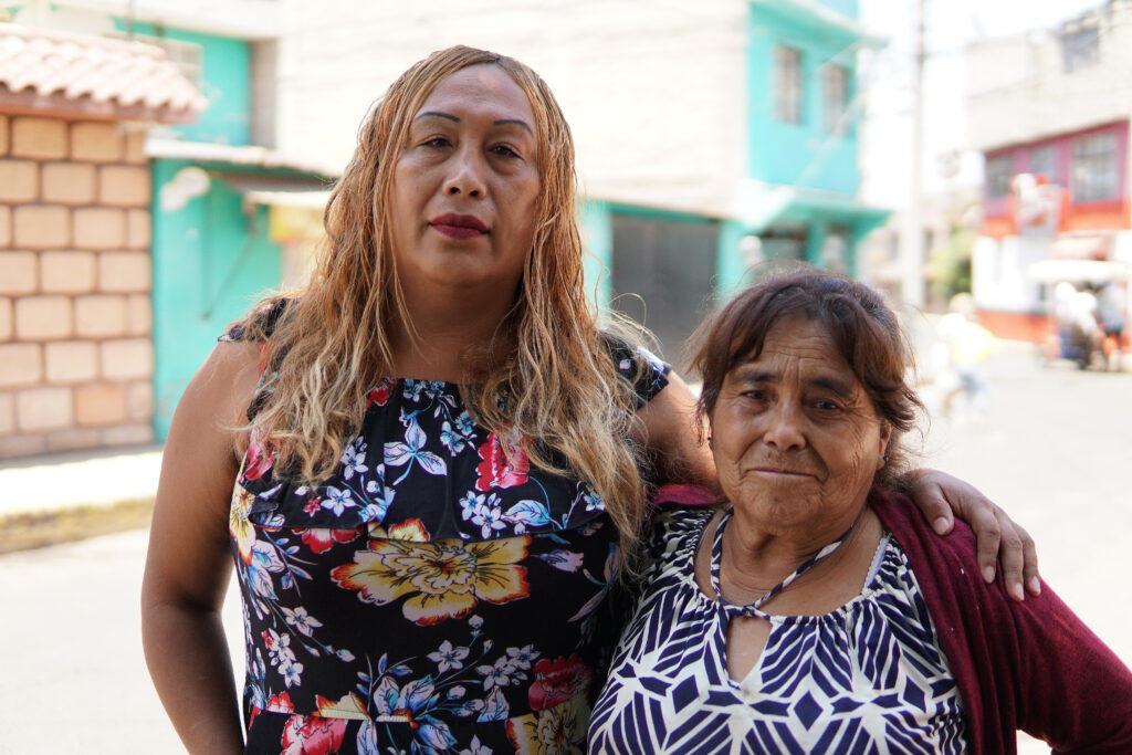 Oyuki, una orgullosa madre trans mexicana que hace a un lado los prejuicios sociales