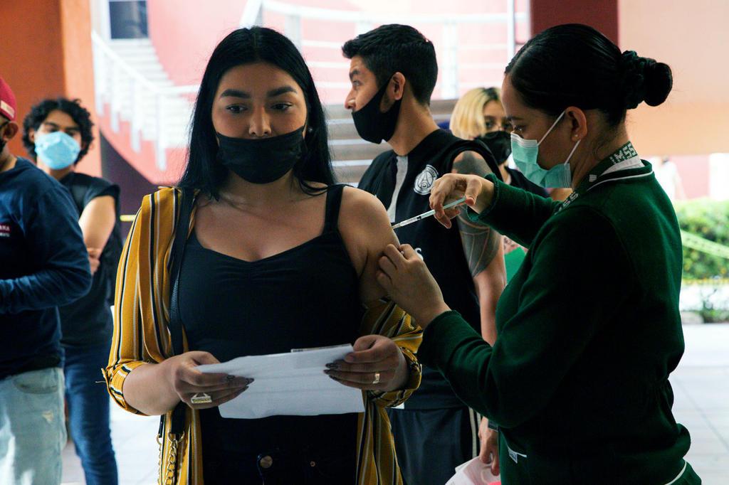 'Misión cumplida', dice AMLO por población vacunada contra COVID-19 en Baja California