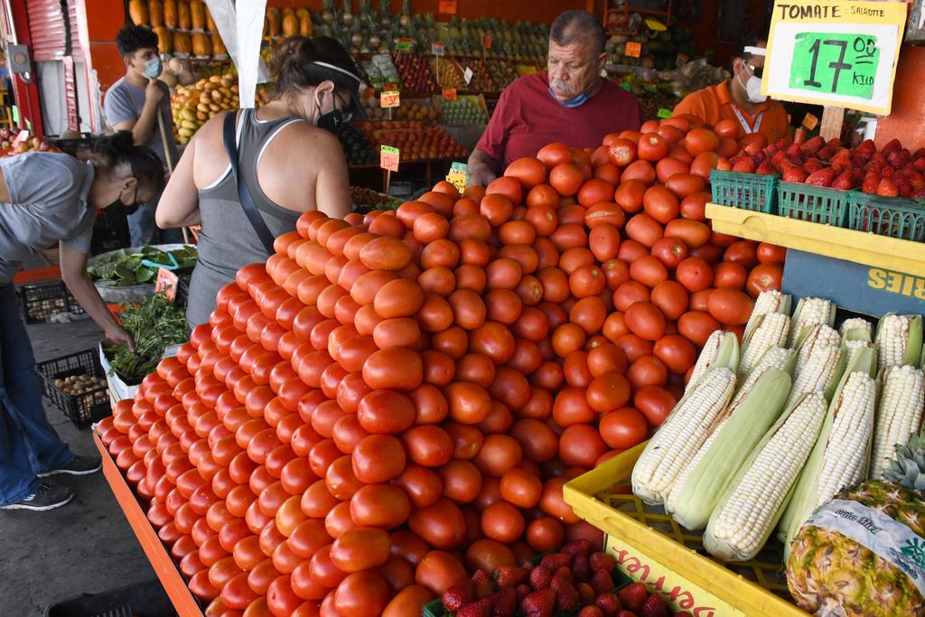 Inflación repunta y llega a 6.02 % en México