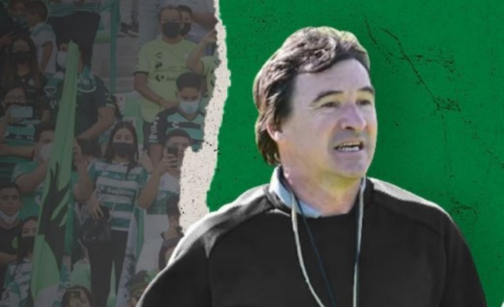 Llega un nuevo integrante al cuerpo técnico de Almada con Santos Laguna; Alejandro Valenzuela