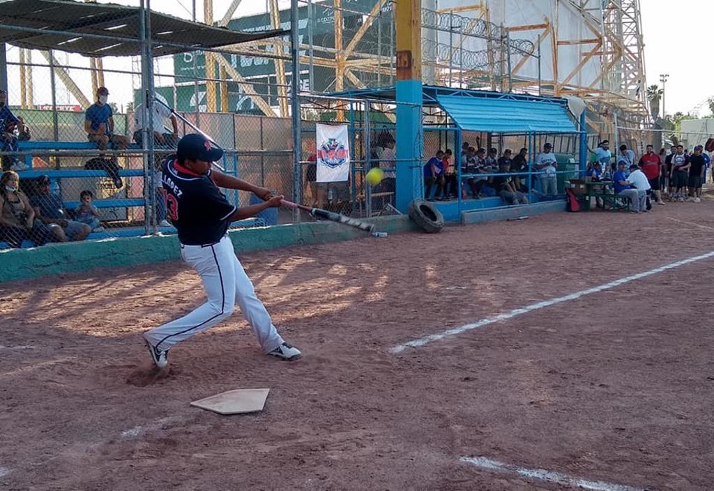 Viene la gran final en softbol de la Fco. Ramírez