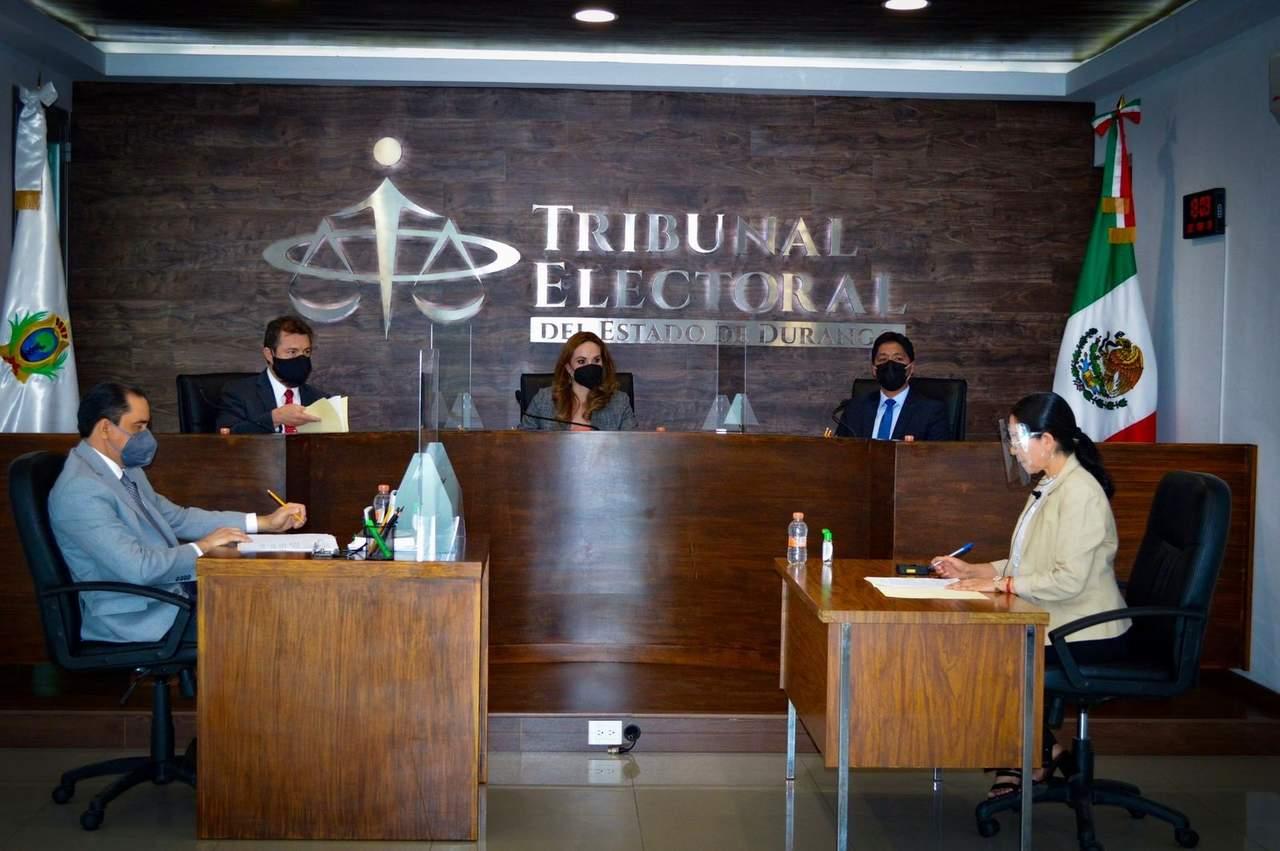 Morena impugnó elección en siete distritos