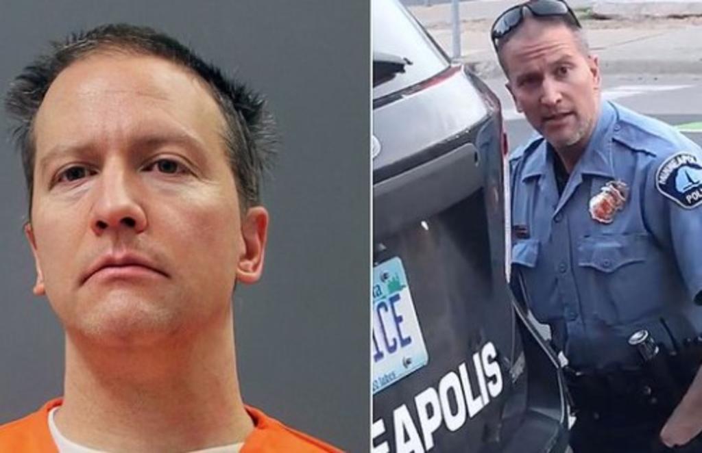 Derek Chauvin es sentenciado a 22 años en prisión por homicidio de George Floyd