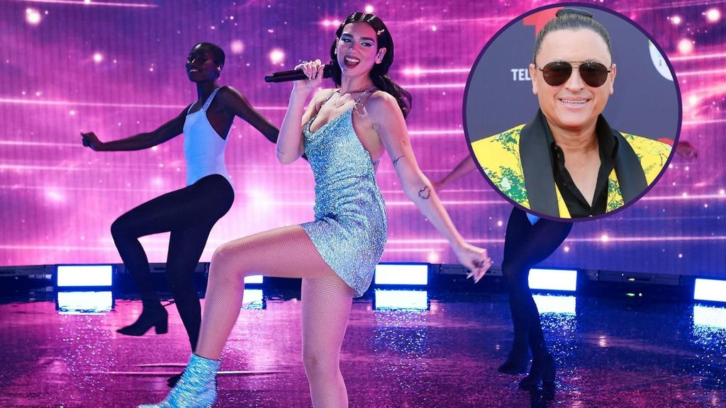 Difunden video de Dua Lipa bailando Suavemente de Elvis Crespo