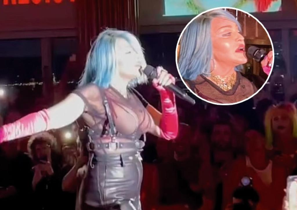Madonna sorprende a sus fans con 'rejuvenecido' aspecto en celebración LGBT+