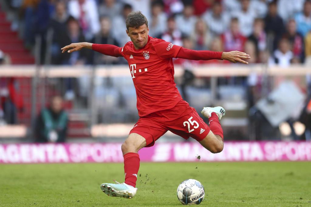 Bundesliga iniciará nueva temporada con partido del Bayern Munich contra el Borussia Mönchengladbach