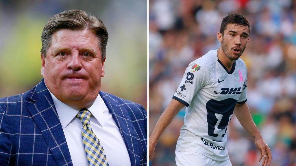 ¿Qué piensa Miguel Herrera de la posible llegada de Juan Pablo Vigón a Tigres?