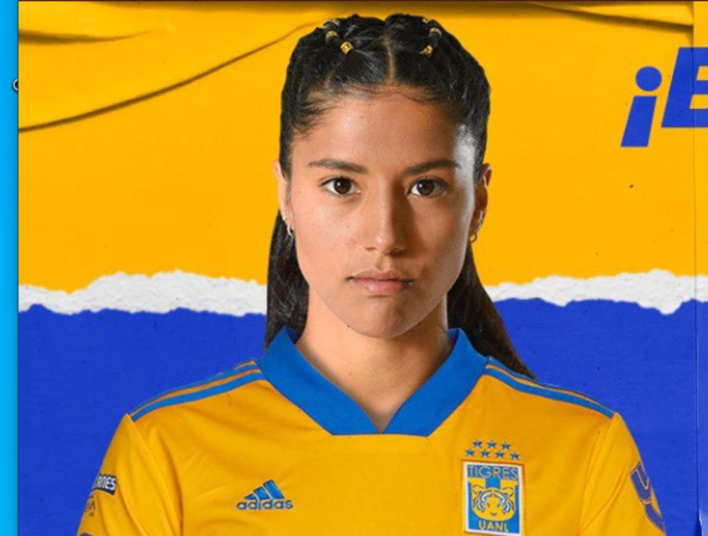 Stefany Ferrer se convierte en la primera extranjera en la Liga MX Femenil tras firmar con Tigres