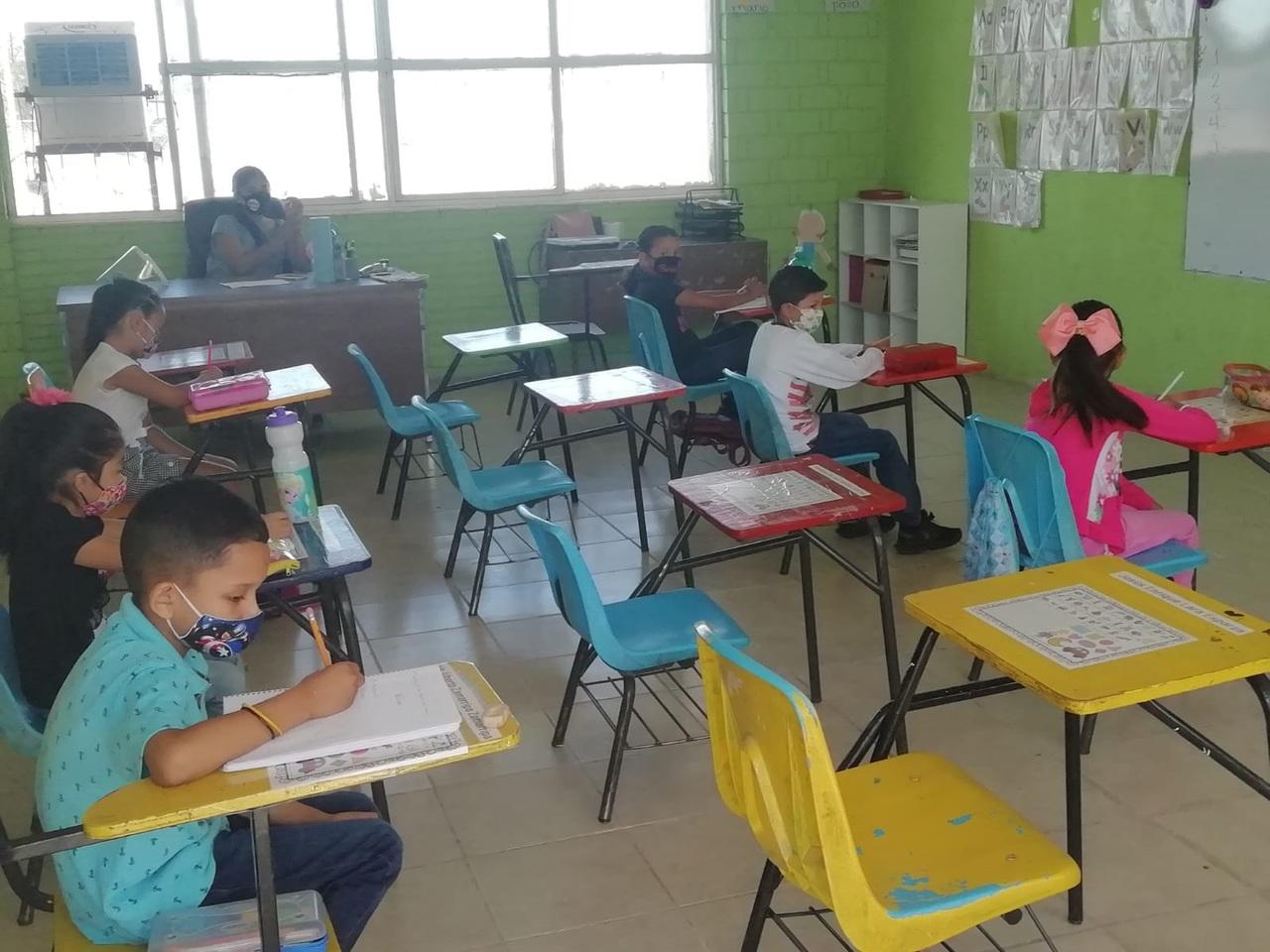 Logran escuelas aprovechamiento escolar del 95%