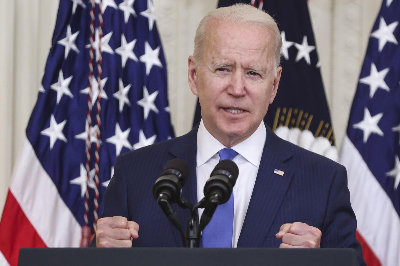 Joe Biden ofrece solidaridad