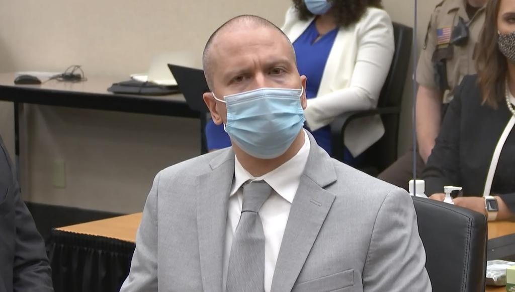 Expolicía que asesinó a Floyd es condenado