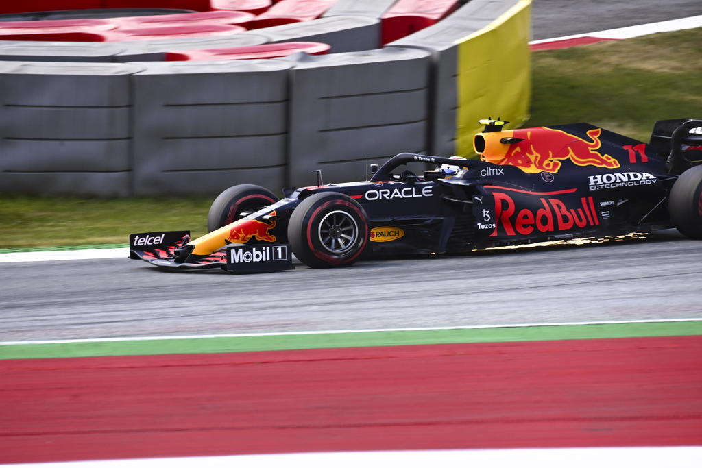 ¿Desde qué posición saldrá Checo Pérez en el Gran Premio de Estiria?