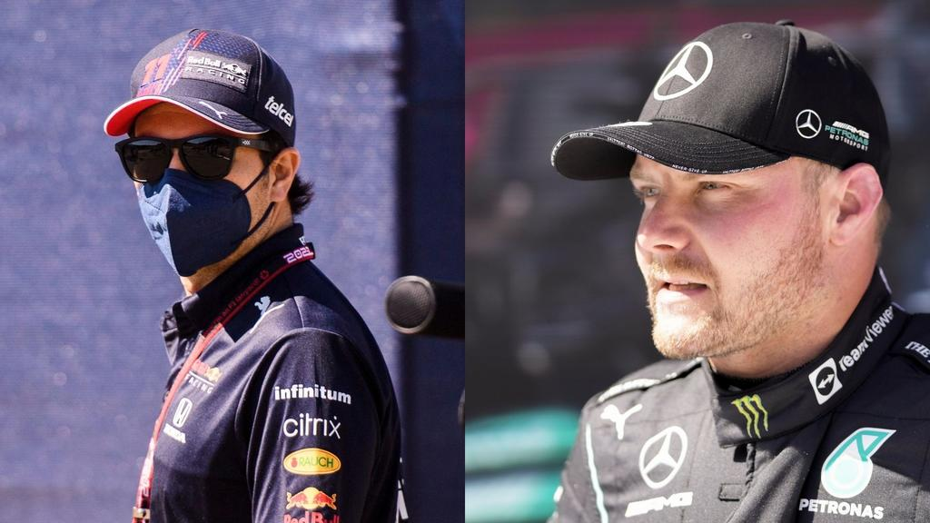 Sergio Pérez mejora su arranque en el Gran Premio de Estiria tras sanción a Valtteri Bottas