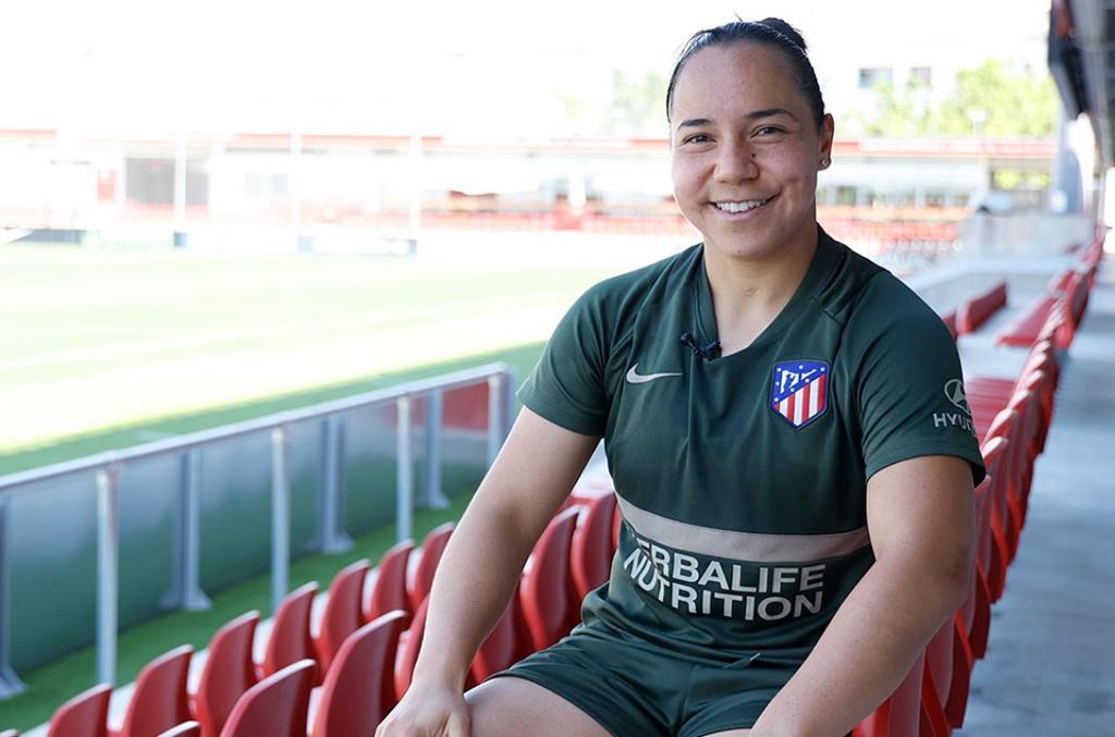Charlyn Corral deja Europa para jugar en la Liga MX Femenil