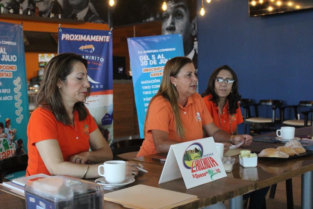 Presentan cuatro semanas de actividades Kikapú Camp 2021 para niños de hasta 2 años