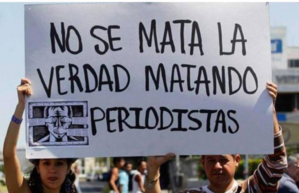 El PRD condena asesinatos de periodistas y exige proteger al gremio en México