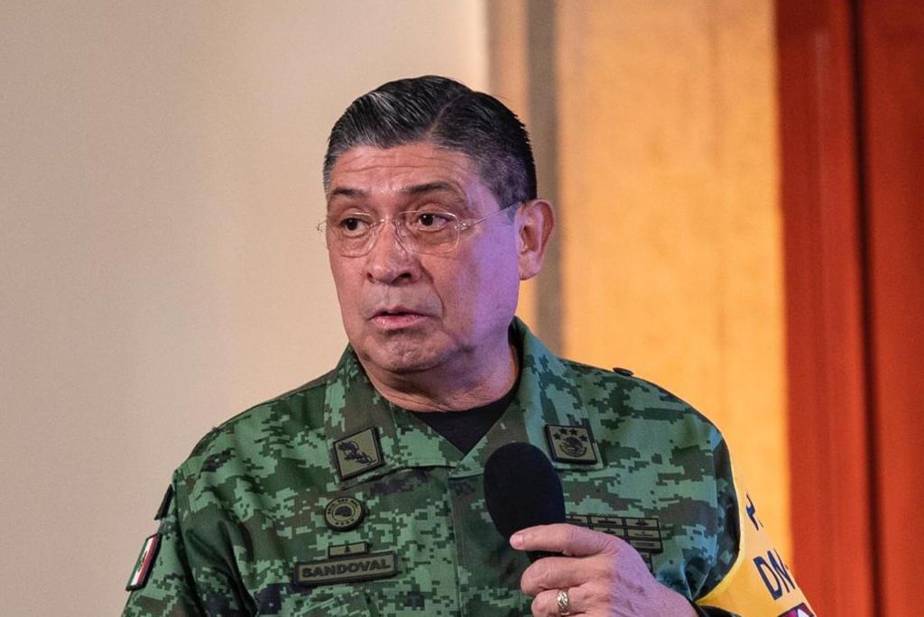 Titular de la Sedena afirma que la  Guardia Nacional es 'institución hermana' del Ejército