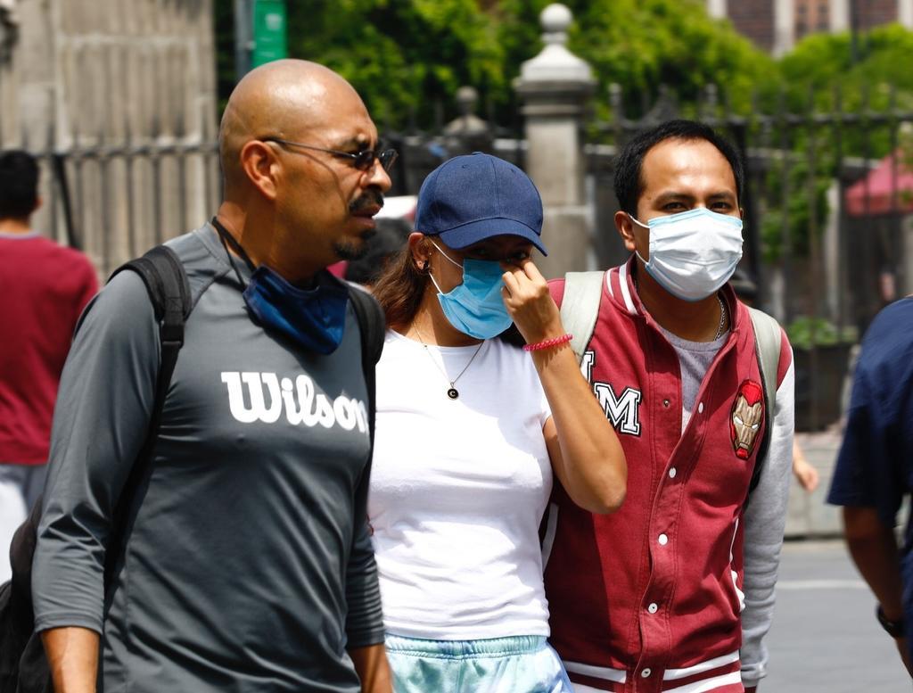 México alcanza  232 mil 521 muertes por COVID-19