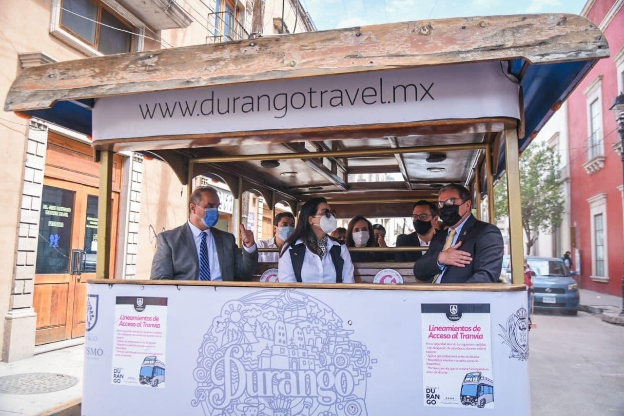 Alianza para el resurgimiento del turismo: Salum