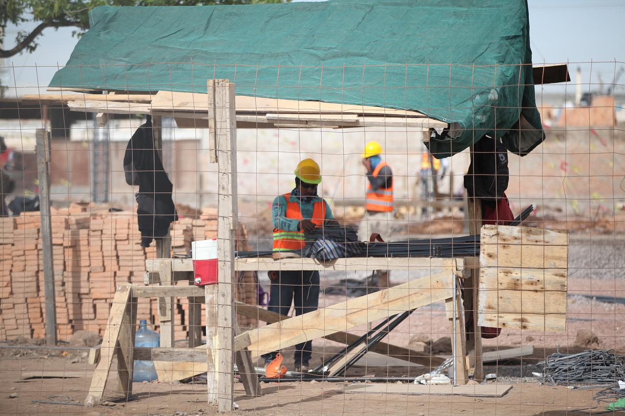 Aumentos latentes en materiales para la construcción