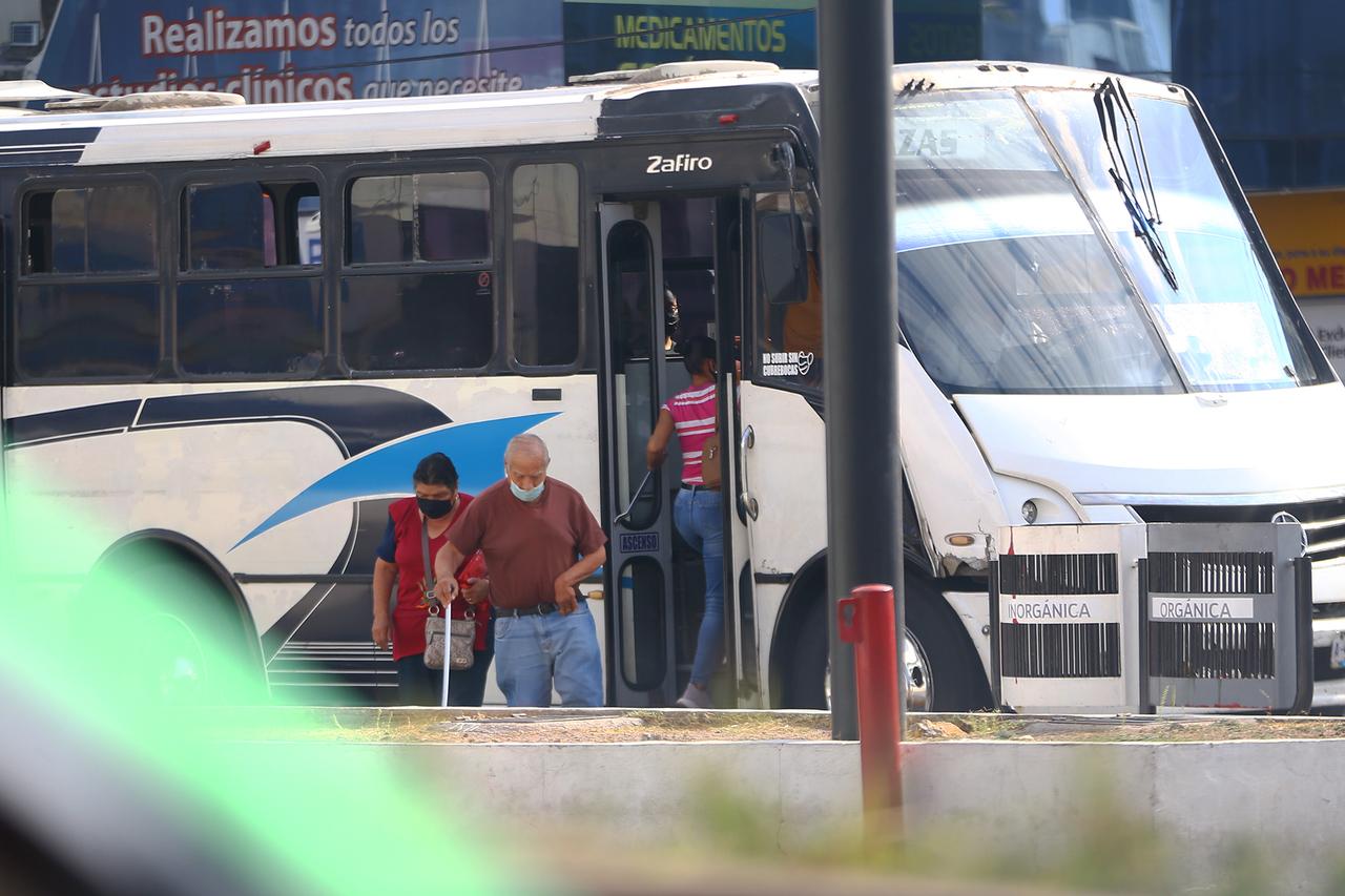 Listo, estudio para analizar tarifas del transporte público
