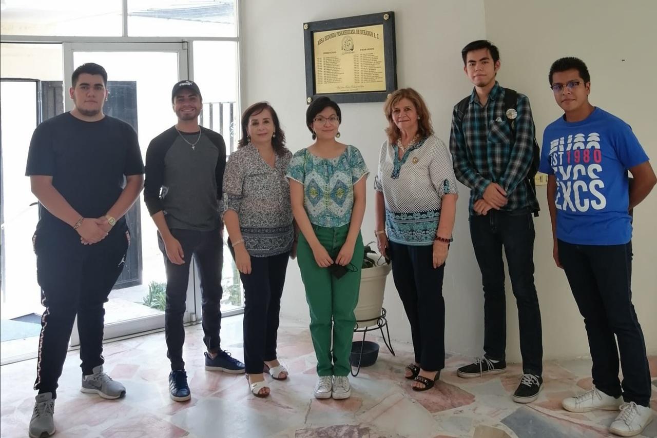 Mesa Redonda Panamericana de Durango realiza sesión virtual