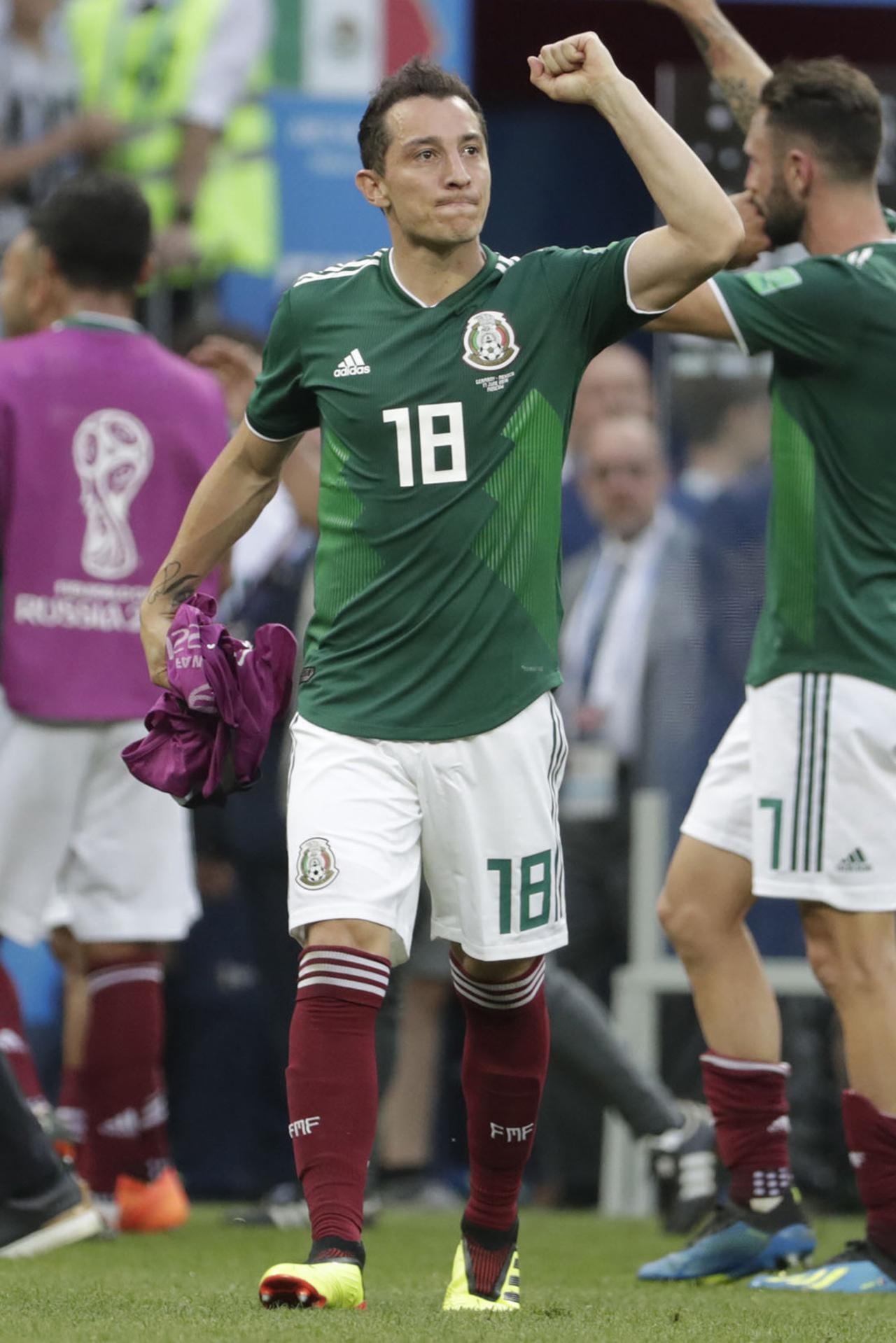 Alarma en la Selección Mexicana por Guardado