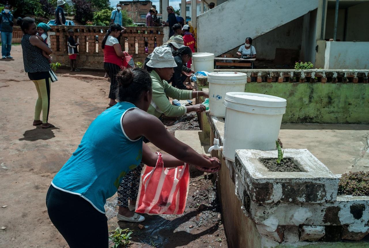 ONU: sequías empujan a 400 mil a la hambruna en Madagascar