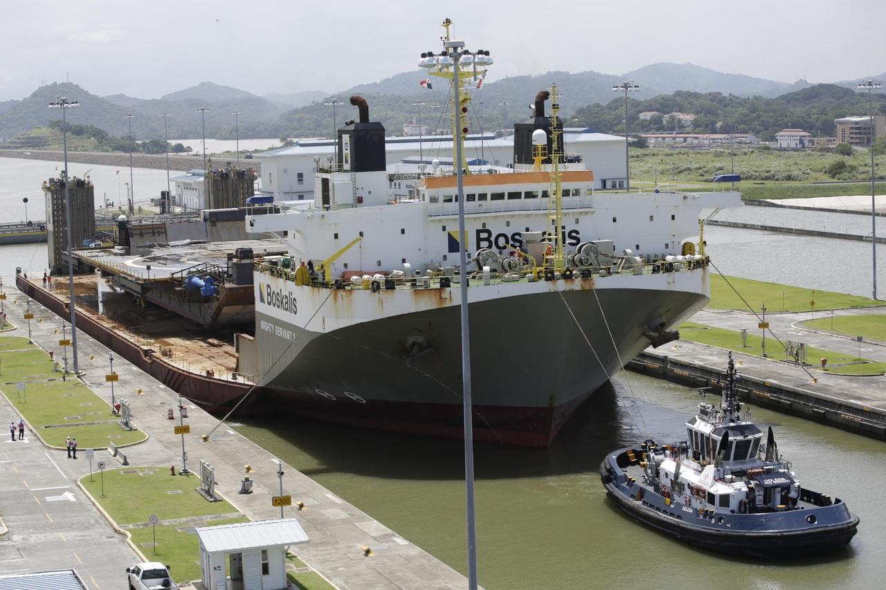 Ampliación de Canal de Panamá cumplió 5 años