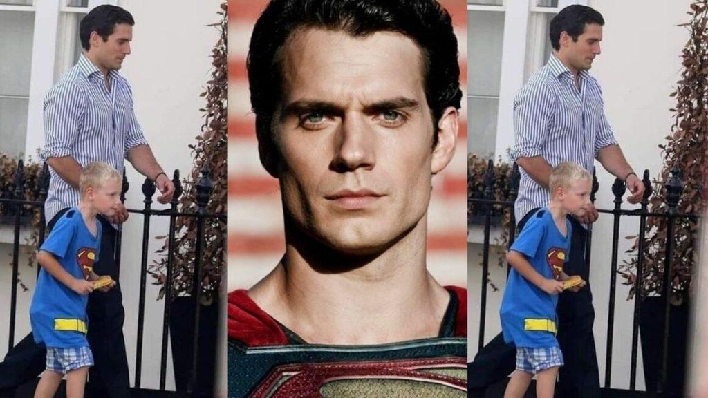 'Mi tío es Superman', presume sobrino de Henry Cavill
