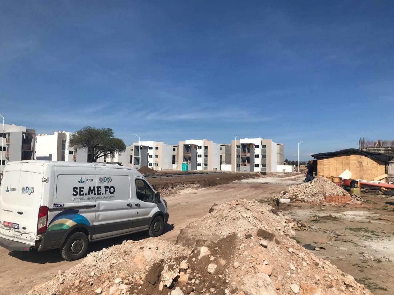 Asesinan a velador de obra en construcción en Villas del Manantial