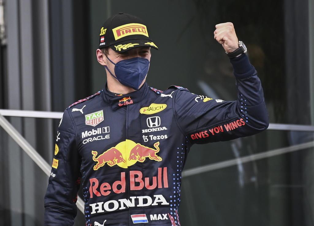 Max Verstappen va por el trono de Lewis Hamilton