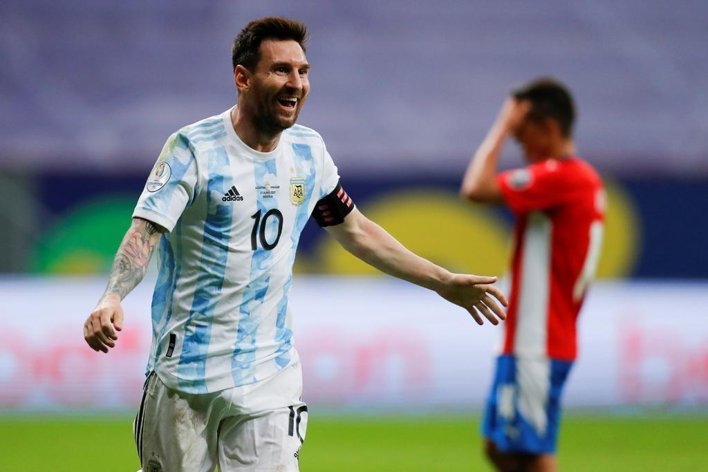 Messi va por el récord de presencia en la selección ante Bolivia