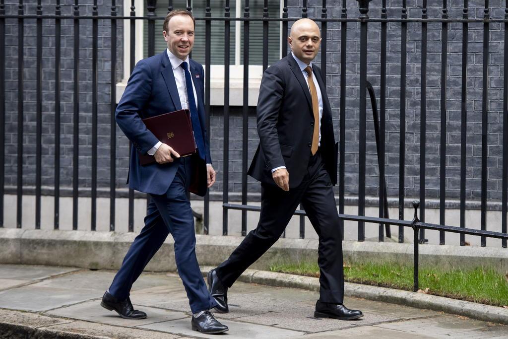 Nuevo ministro de Sanidad del Reino Unido asume cargo de Matt Hancock tras escándalo