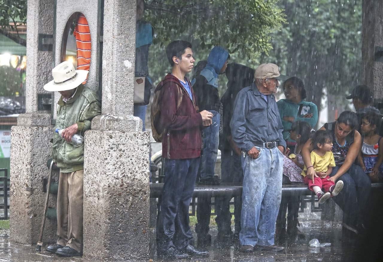 Lloverá toda la semana en Durango