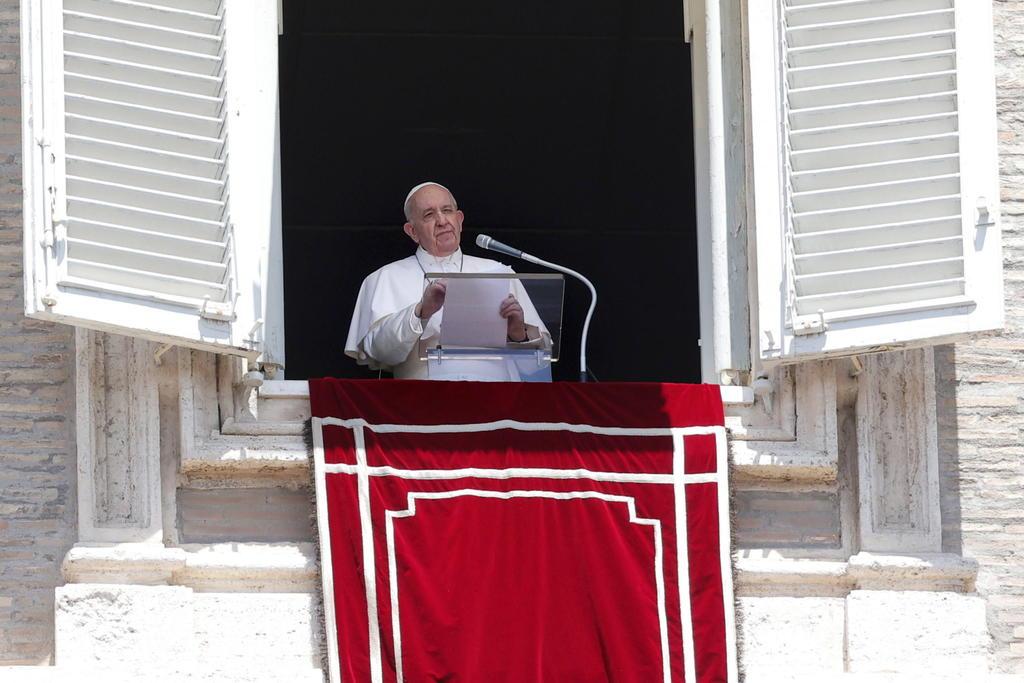 Papa Francisco condena 'episodio de injustificable violencia' en Reynosa
