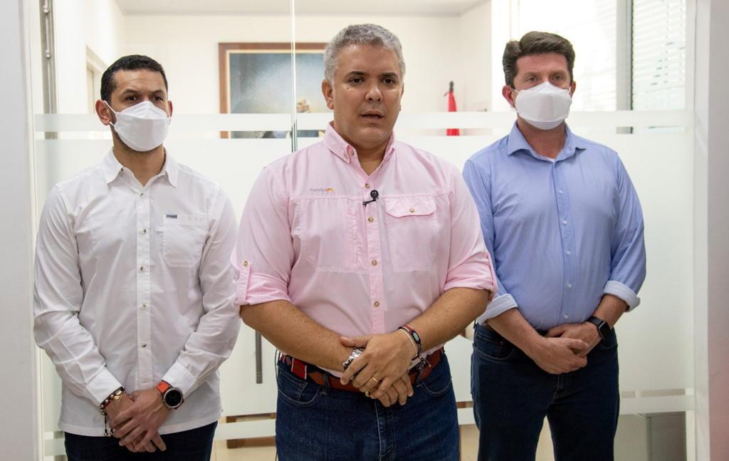 Colombia apunta a alianza entre grupos armados en zona de atentado al presidente Iván Duque