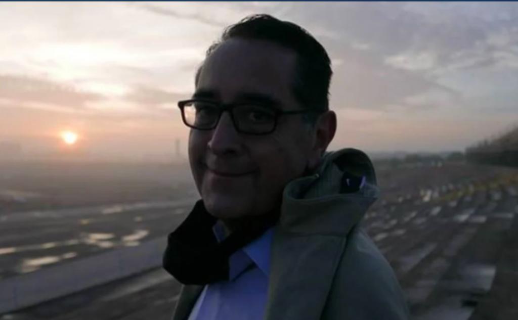 El productor deportivo Emilio Reyes fallece