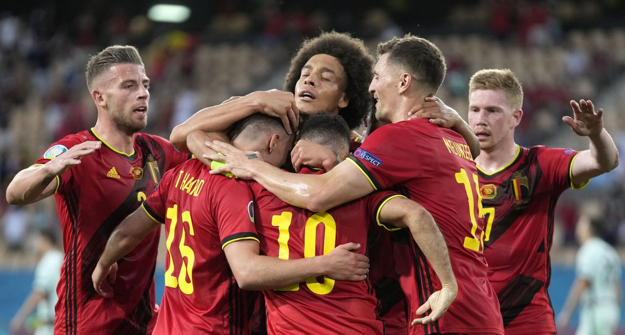 Bélgica destrona a Portugal