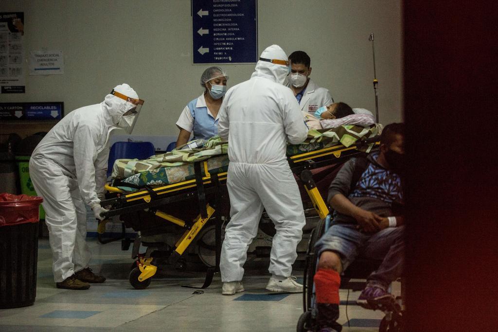 Suma México 43 muertes por COVID