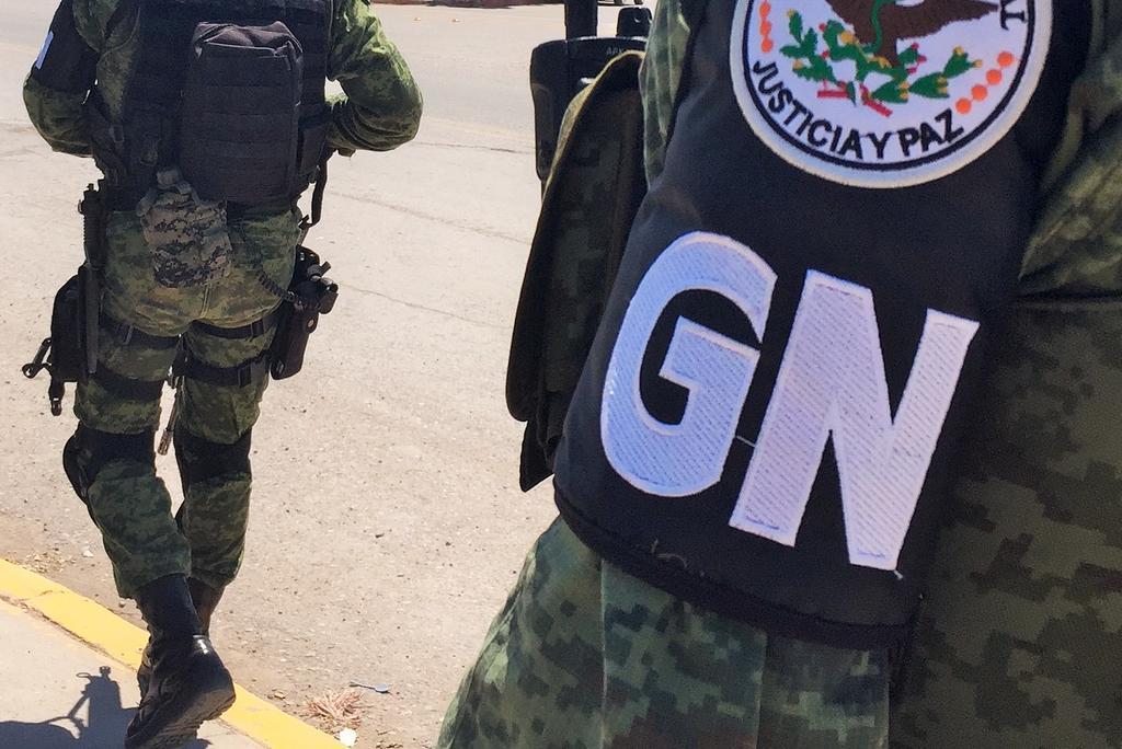 Integrante de la Guardia Nacional lesiona a dos personas en Dolores Hidalgo