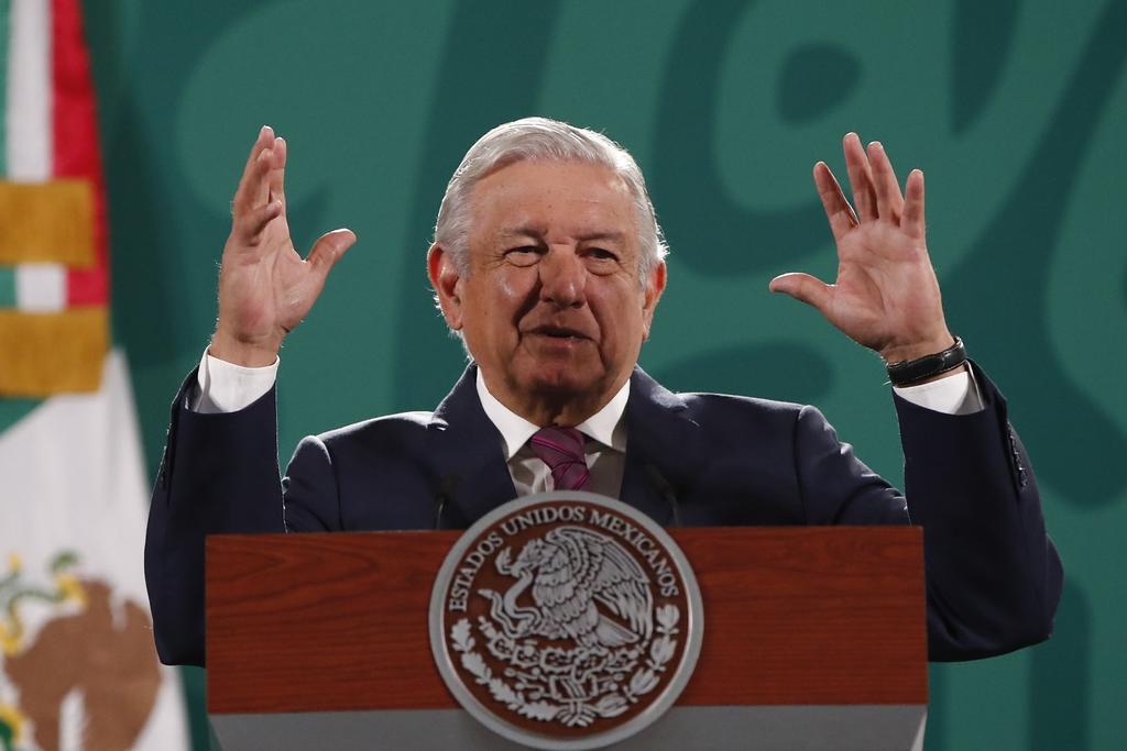 'Todos los cárteles surgieron en el periodo neoliberal', acusa el presidente López Obrador