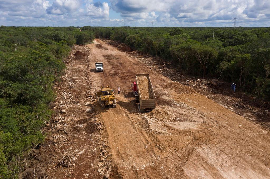 Es imposible cumplir con los plazos políticos del Tren Maya: empresas