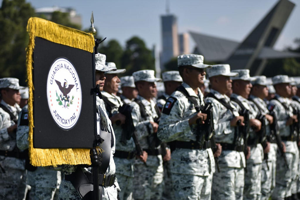 La Guardia Nacional también se ocupará de feminicidios en México