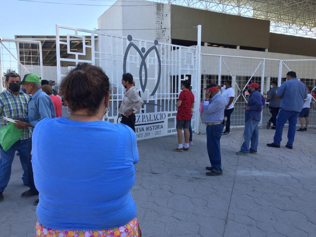 Pago de pensión para adultos mayores y personas con discapacidad arranca en Gómez Palacio de manera calendarizada