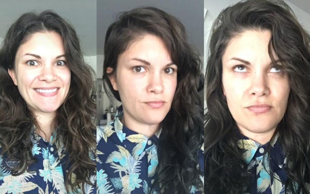 Mujer usa la misma camisa hawaiana en 264 videollamadas de trabajo