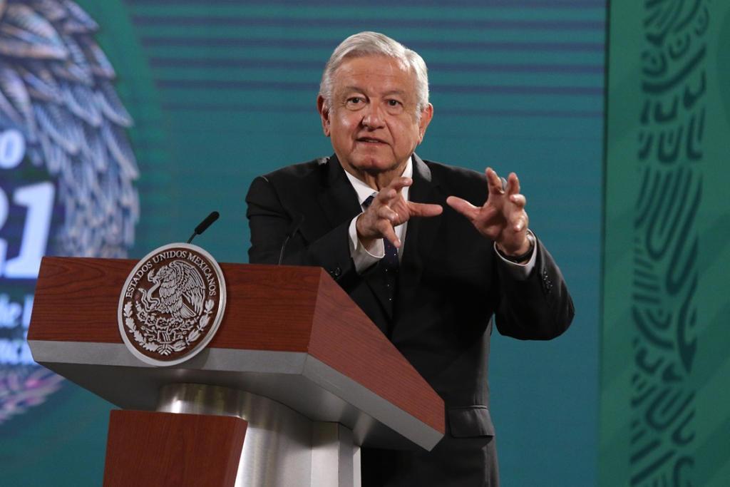 'No estamos en contra de los ricos, no todo el que tiene es malvado': López Obrador