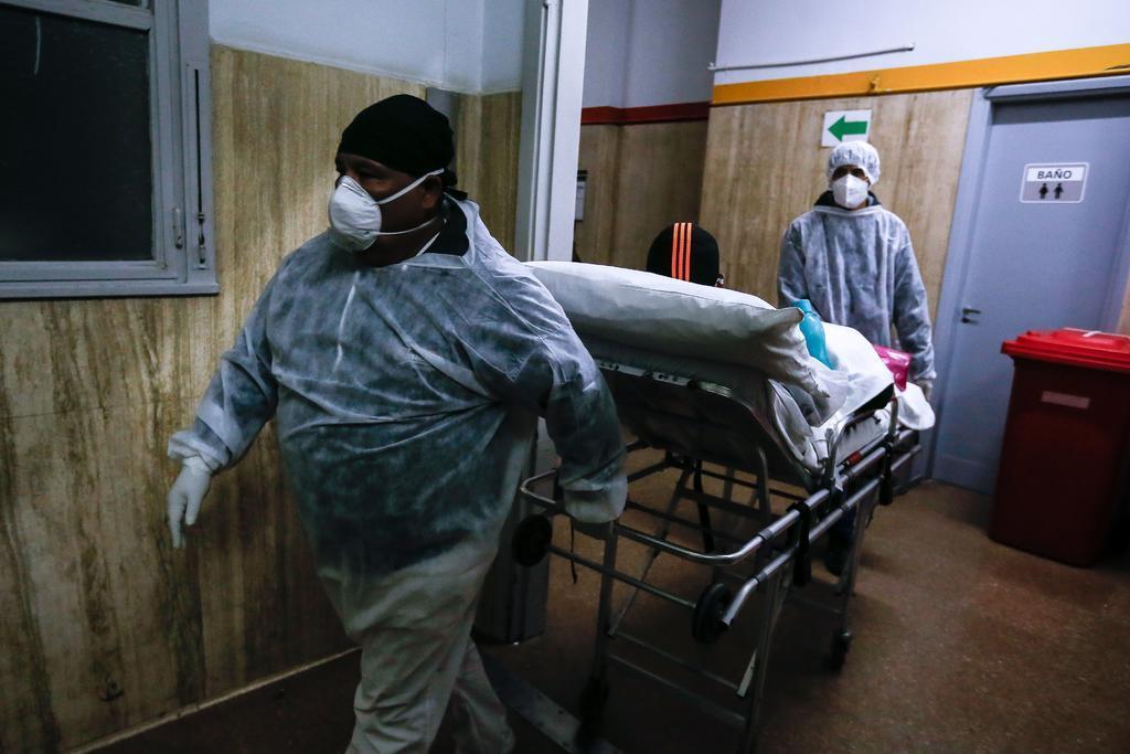 Las autoridades confirman que falleció el paciente sospechoso de hongo negro en Oaxaca